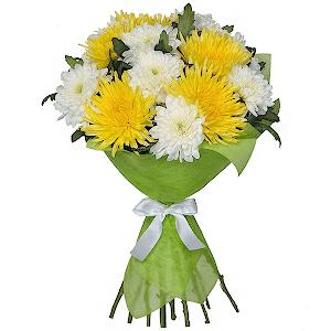 Доставка цветов хризантем оренбург купить цветы архангельск